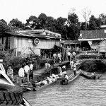 Fiume Rejang, Sarawak, Borneo